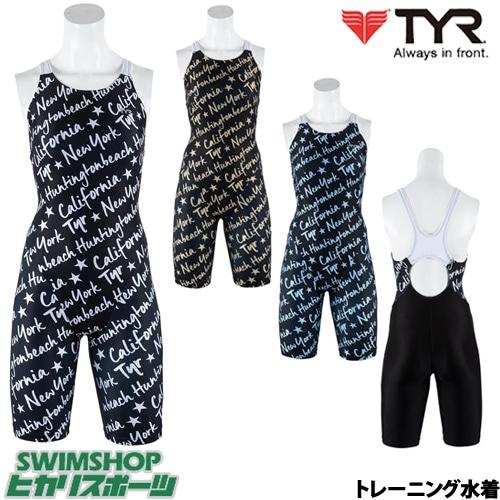 ティア TYR トレーニング水着 レディース ショートジョン 2019年春夏モデル SMONO-19S