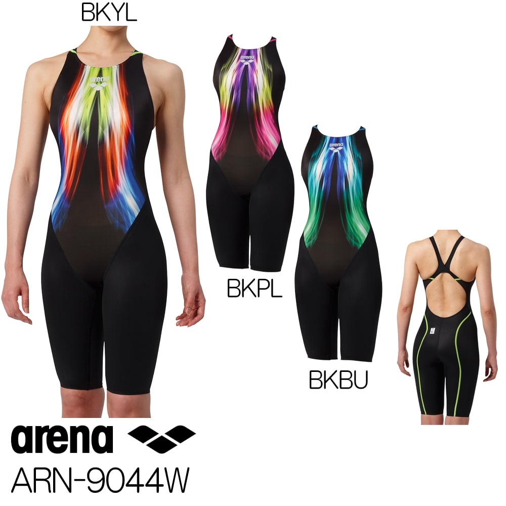 82ec8dd363a7af 女性用 FINA承認 スパッツ XOサイズ有り アリーナ ARENA 競泳水着 レディース fina承認 ハーフスパッツ クロスバック X- PYTHON2 ...