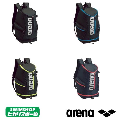 アリーナ 水泳 水球 リュック バックパック デイバッグ ARENA スイミング AEALGA01 スイミングバッグ