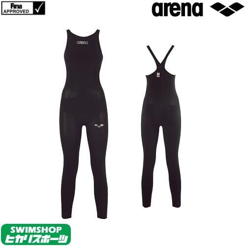 【ポイント10倍/送料無料】アリーナ ARENA 競泳用水着 レディース ロングスパッツクローズドバック POWERSKIN OPEN WATER(パワースキン オープンウォーター) FAR-6506W
