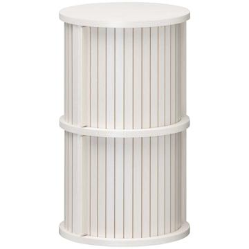 白井産業 ■チャモス 円柱ラック ホワイト CMO-6035JWH
