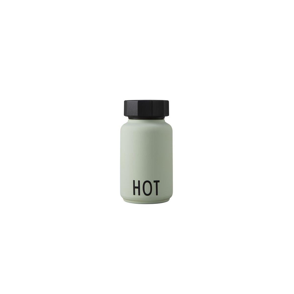 新着セール DESIGN サービス LETTERS ■サーモボトル S グリーン HOT COOL FDLE1004G