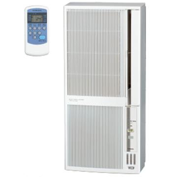 【エントリーで+P5倍(4日20:00-10日23:59まで)】コロナ 冷暖房兼用 窓用エアコン CWH-A1818(WS)