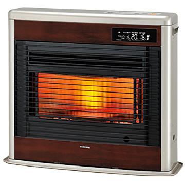コロナ FF式石油暖房機 輻射型 スペースネオ ウッディゴールド FF-SG6818K-MN