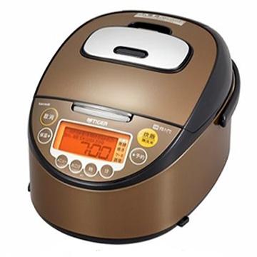 タイガー魔法瓶 【在庫限り】IH炊飯器 1升(10合)炊き ブラウンステンレス JKT-J180-XT