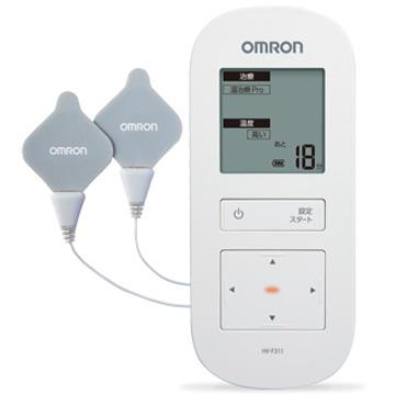 期間限定【エントリーでP10倍】オムロン 温熱低周波治療器 HV-F311