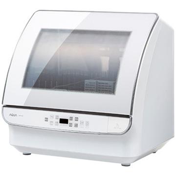 アクア 食器洗い乾燥機 ホワイト ADW-GM1-W