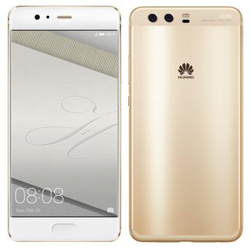 Huawei P10 Plus ダズリングゴールド [SIMフリースマートフォン]