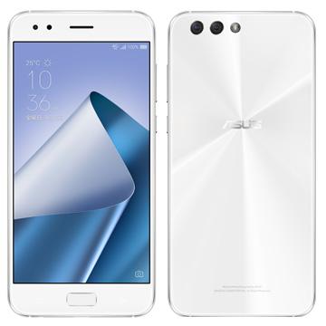 ASUS ZenFone4 64GB ムーンライトホワイト ZE554KL-WH64S6