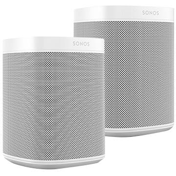 Sonos One+One SL 2台セット ホワイト