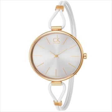 Calvin Klein ■腕時計 セレクト シルバー K3V236.L6