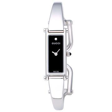 グッチ ■腕時計 ブラック YA015555