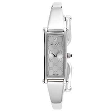 グッチ ■腕時計 シルバー YA015563