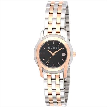 グッチ ■腕時計 Gクラス ブラック YA055537