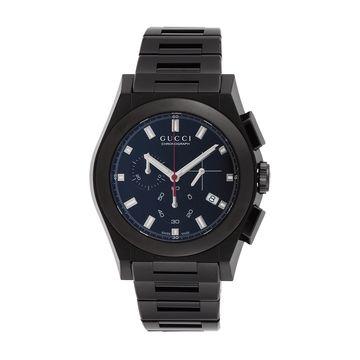 グッチ ■腕時計 パンテオン ブラック YA115237