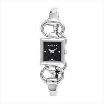 グッチ ■腕時計 トルナヴォーニ ブラック YA120516