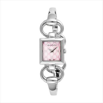 グッチ ■腕時計 トルナヴォーニ ピンクパール YA120518
