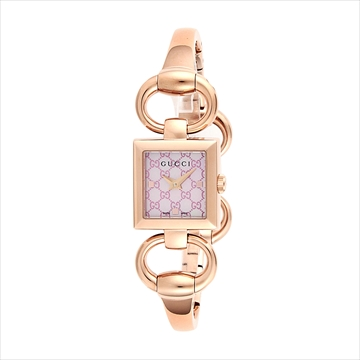 グッチ ■腕時計 トルナヴォーニ ピンクパール YA120520