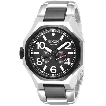 ニクソン ■腕時計 TANGENT ブラック A397000