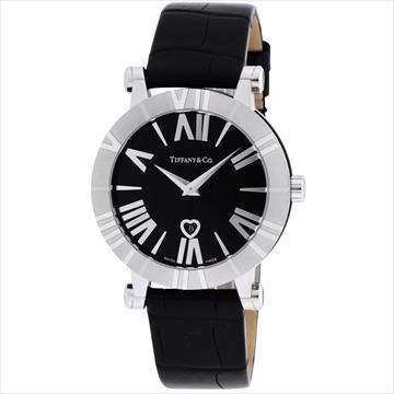 ティファニー ■腕時計 Atlas ブラック Z1301.11.11A10A71A