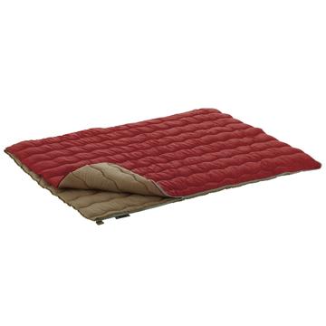 ロゴス ■2in1・Wサイズ丸洗い寝袋・0