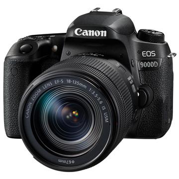 CANON EOS 9000D 18-135IS USM Kit EOS9000D18135ISUSMLK