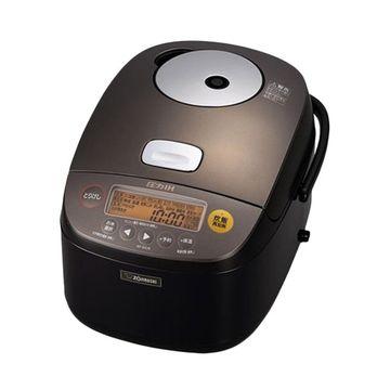 象印 圧力IH炊飯器 極め炊き 5.5合炊き ダークブラウン NP-BG10-TD