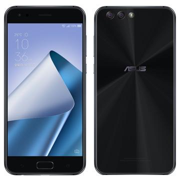 【期間限定 エントリーでP5倍】 ASUS ZenFone4 64GB ミッドナイトブラック