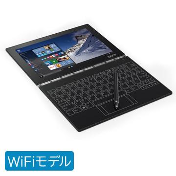 Lenovo YOGA BOOK with Windows 64GB メモリ4GB[カーボンブラック] ZA150083JP