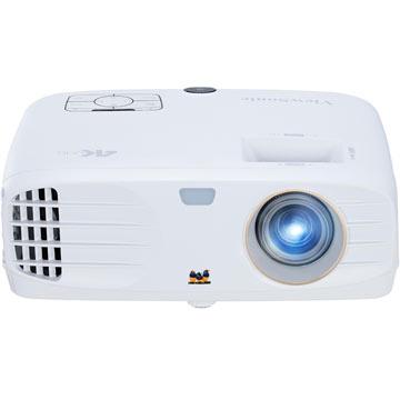 ViewSonic 4K UHD ホームシアタープロジェクター HDR対応/RGB/2200lm PX727-4K