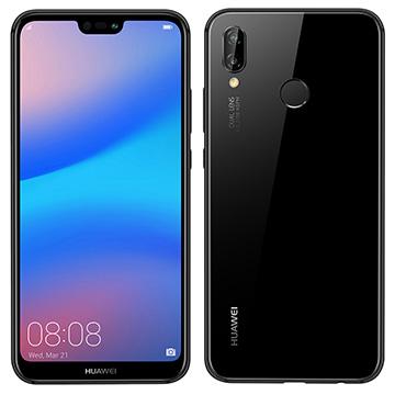 【期間限定 エントリーでP5倍】 Huawei P20 lite Midnight Black