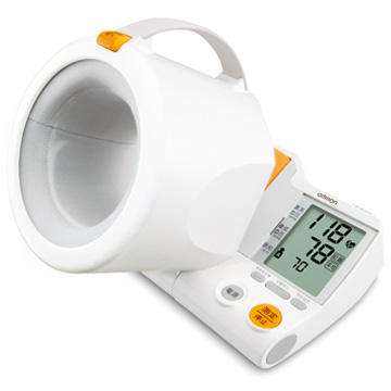 オムロン デジタル自動血圧計 スポットアーム HEM-1000