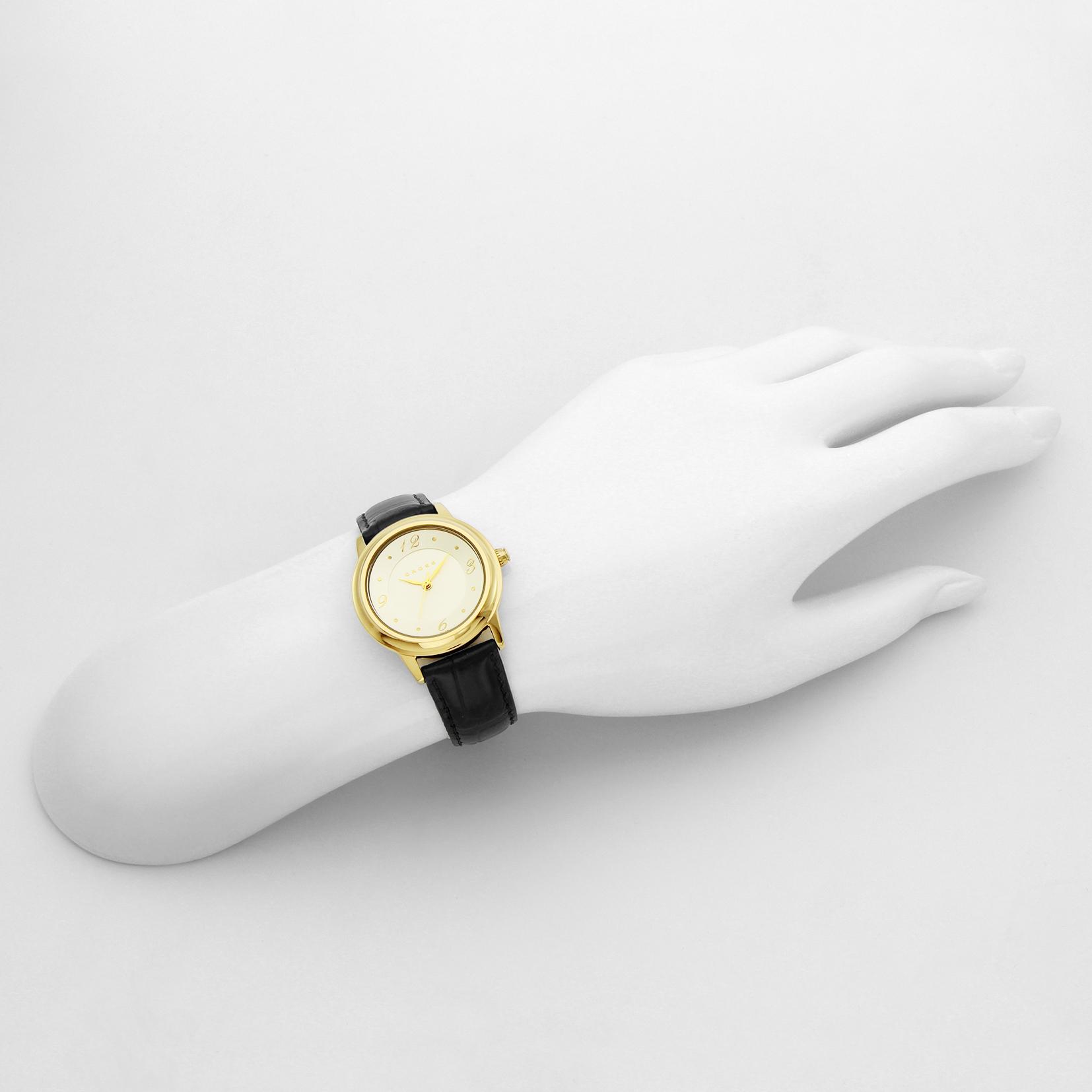 【期間限定 エントリーでP10倍】 CROSS(クロス) ■腕時計 Chicago レディース シルバー WFAK25