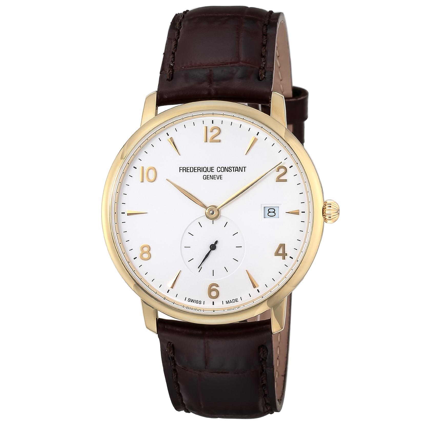FREDERIQUECONSTANT(フレデリック・コンスタント) ■腕時計 スリムライン 245VA5S5