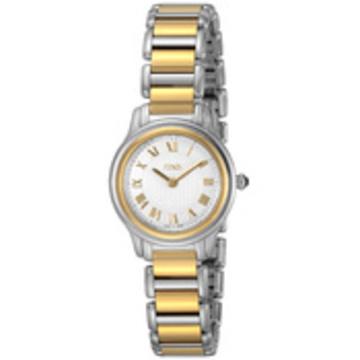 フェンディ ■腕時計 クラシコラウンド レディース ホワイト F251124000