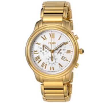 FENDI(フェンディ) ■腕時計 クラシコクロノ メンズ ホワイト F252414000