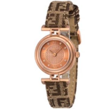 FENDI(フェンディ) ■腕時計 MODA レディース ピンクゴールド F275272DF