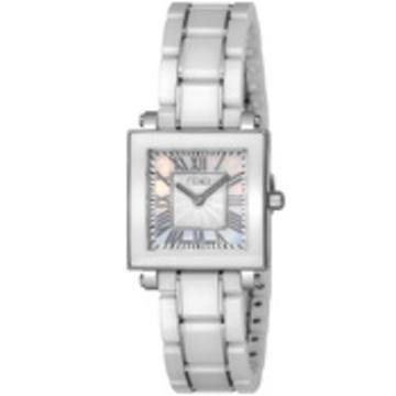 FENDI(フェンディ) ■腕時計 CERAMIC レディース ホワイトパール F622240B