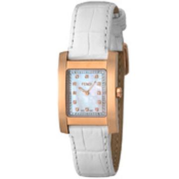 FENDI(フェンディ) ■腕時計 クラシコ レディース ホワイトパール F704244D
