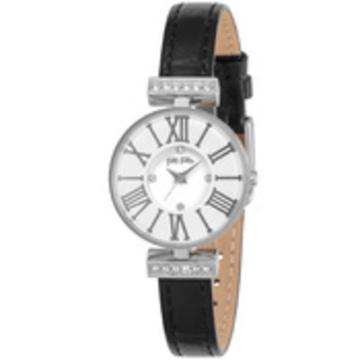フォリフォリ ■腕時計 ダイナスティ レディース ホワイト WF15A028SSW-BK