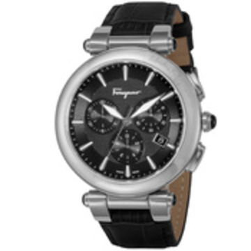 Ferragamo(フェラガモ) ■腕時計 イディリオ メンズ ブラック FCP010017