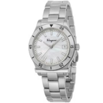 Ferragamo(フェラガモ) ■腕時計 フェラガモ1898 レディース ホワイトパール FH0020017