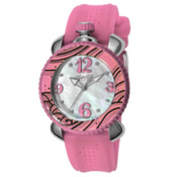GaGaMILAN(ガガミラノ) ■腕時計 LADYSPORTS レディース ホワイトパール 7020.09