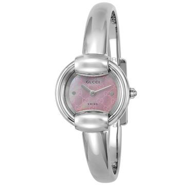 GUCCI(グッチ) ■腕時計 1400 レディース ピンクパール YA014513