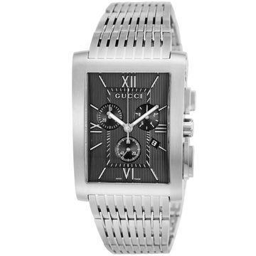GUCCI(グッチ) ■腕時計 Gメトロ メンズ ブラック YA086309