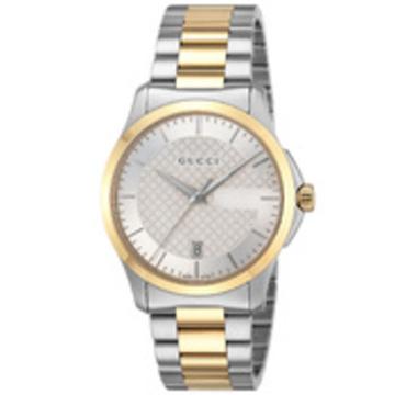 GUCCI(グッチ) ■腕時計 Gタイムレス メンズ シルバー YA126450