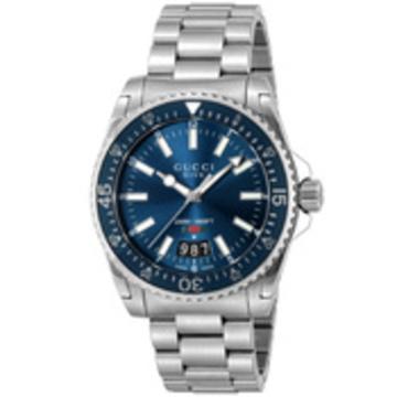 GUCCI(グッチ) ■腕時計 DIVE メンズ ブルー YA136311
