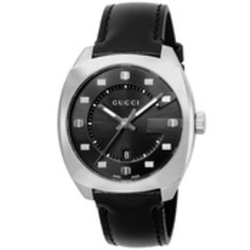 GUCCI(グッチ) ■腕時計 GG2570 メンズ ブラック YA142307