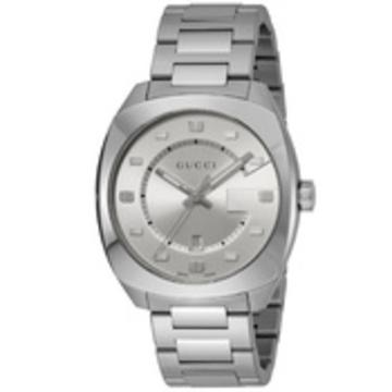 GUCCI(グッチ) ■腕時計 GG2570 メンズ シルバー YA142308