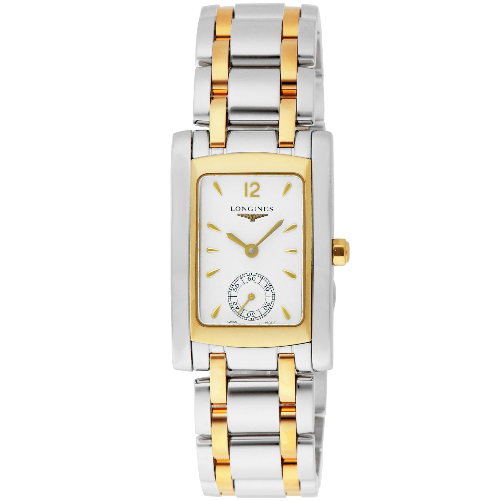 LONGINES(ロンジン) ■腕時計 ドルチェビータ レディース ホワイト L5.502.5.28.7